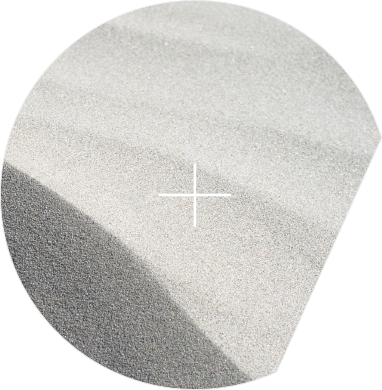 Sand texture in circle